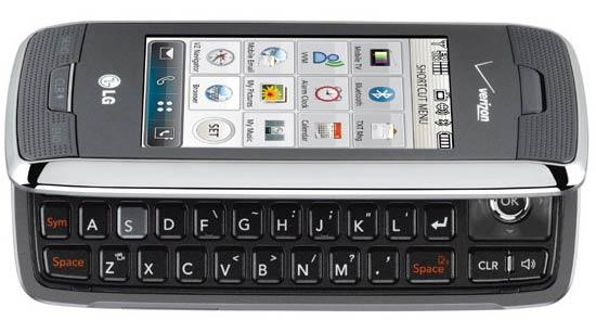 lg voyager titanium phonedog rh phonedog com LG Cell Phones LG enV2