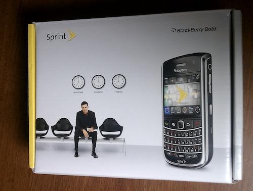 Aaron's BlackBerry Bold 9650 review | PhoneDog