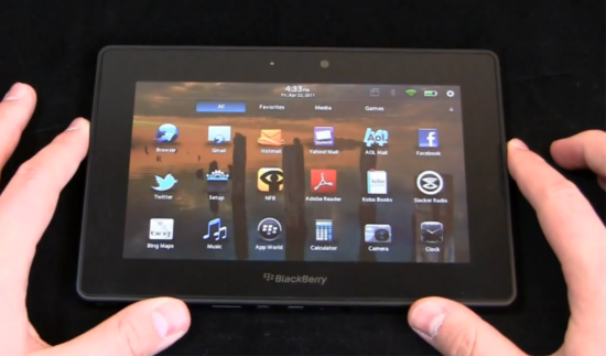 Top 5: Taylor's top five tablets (June 2011)   PhoneDog