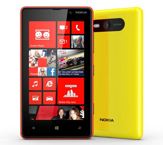 Nokia Lumia 820 official