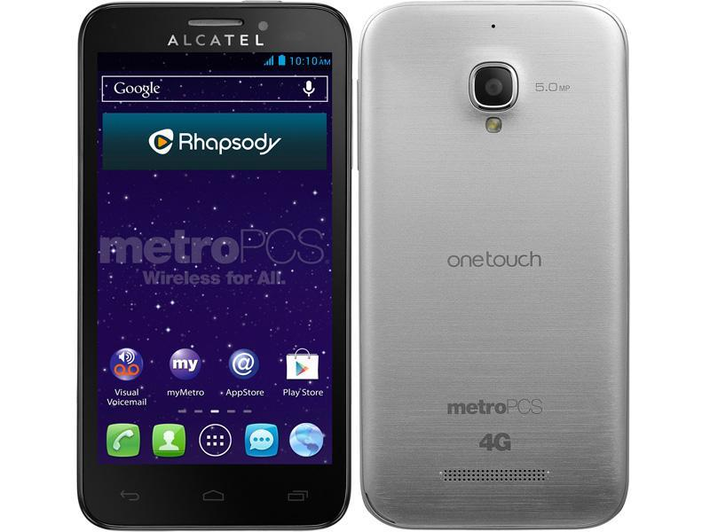 Alcatel One Touch Evolve, One Touch Fierce arrive at MetroPCS   PhoneDog
