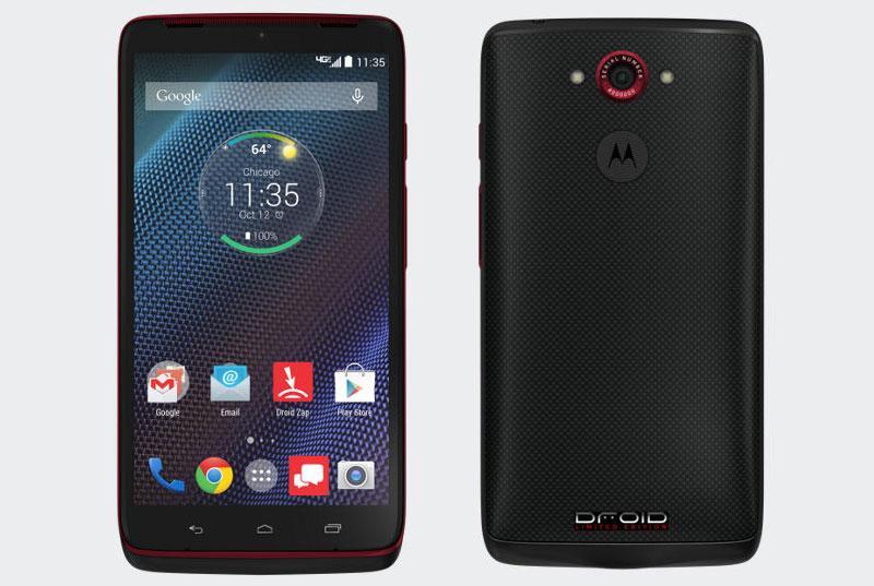 Motorola DROID Turbo Employee Edition quietly appears on Verizon's ...