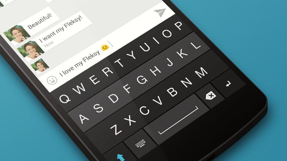 Приложение клавиатура на android
