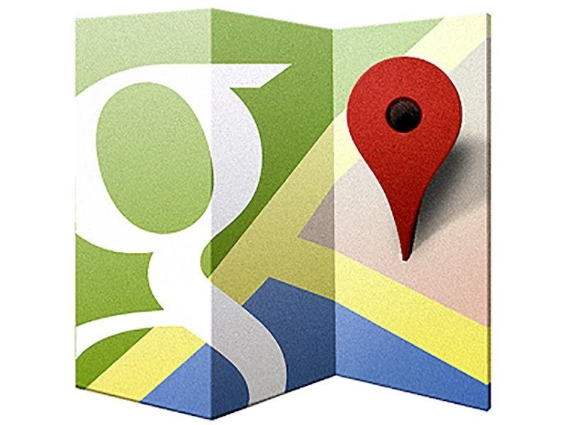 google map untuk bb 9650