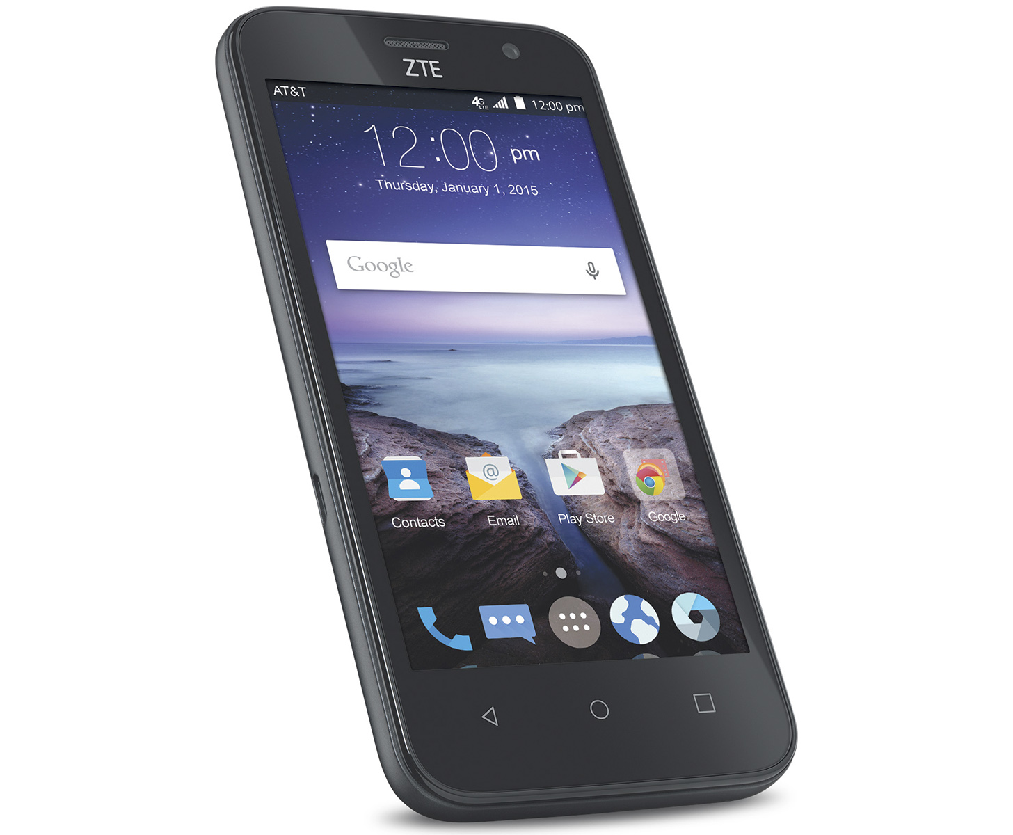Zte Maven Hitting At T With Android 5 1 Zte Sonata 2 To