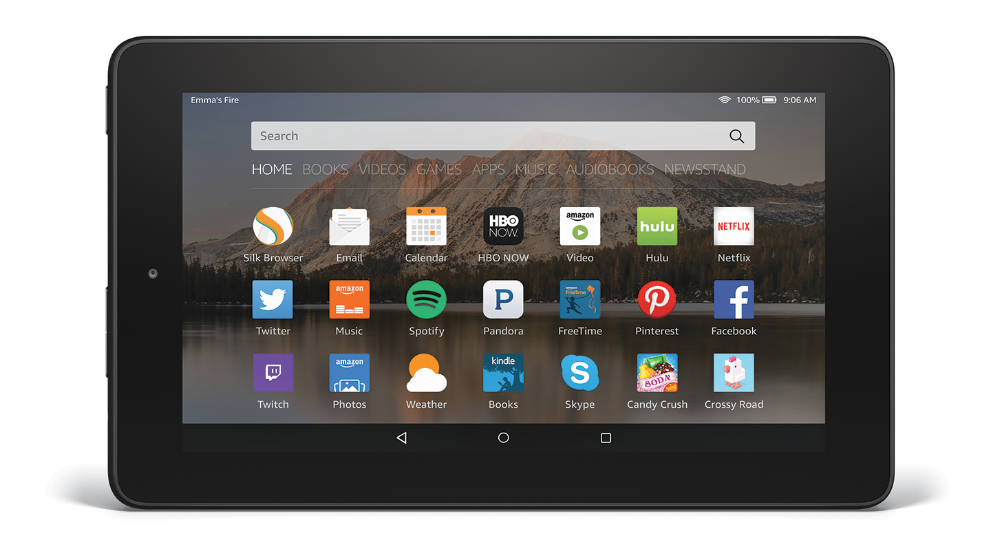 Amazon 39 S 50 Fire Tablet Now On Sale For 40 Phonedog