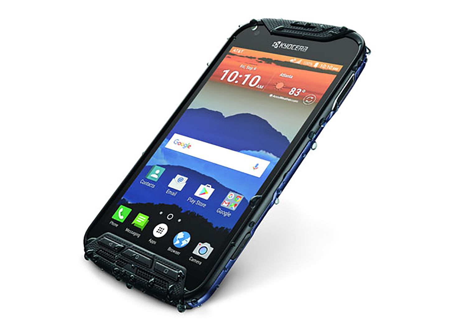 Rugged Kyocera Duraforce Pro Will Be Sold By At Amp T Phonedog
