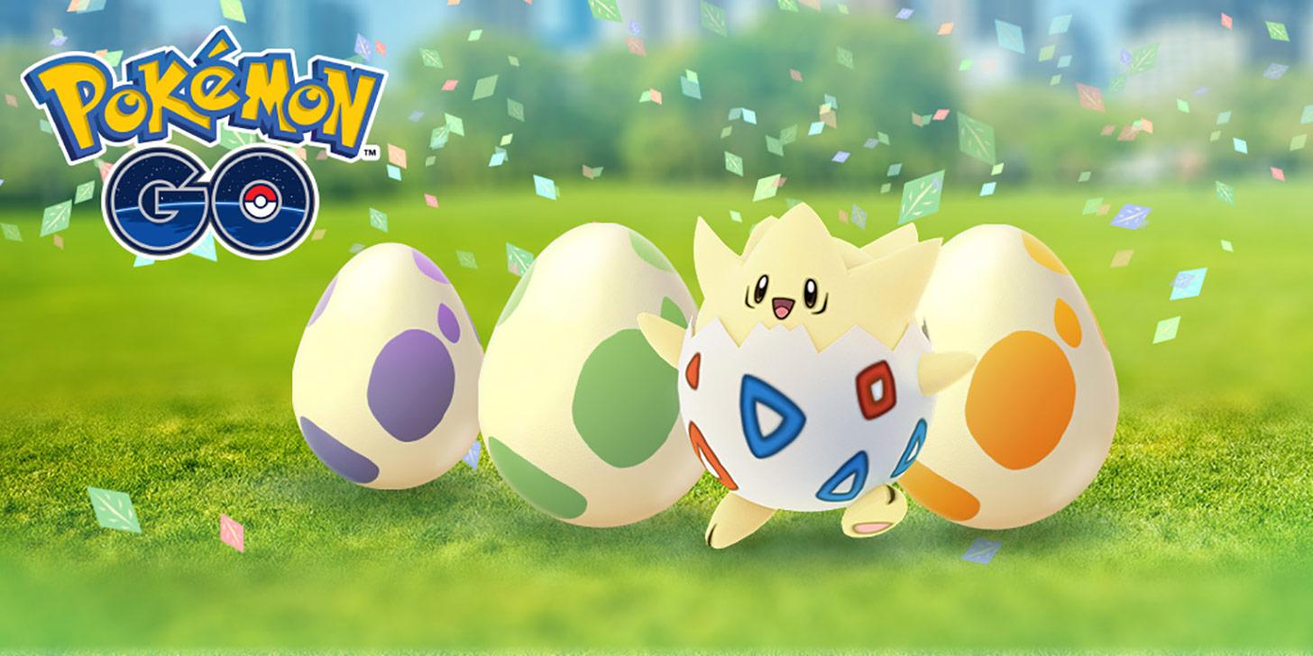 Pok 233 Mon Go Easter Event Offering Egg Improvements Double