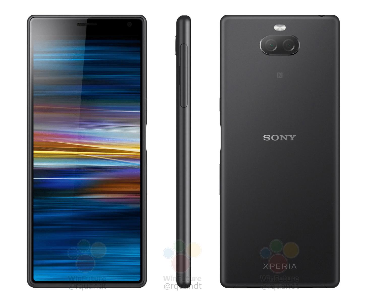 Sony Xperia XA3 leaks with tall 21:9 display | PhoneDog