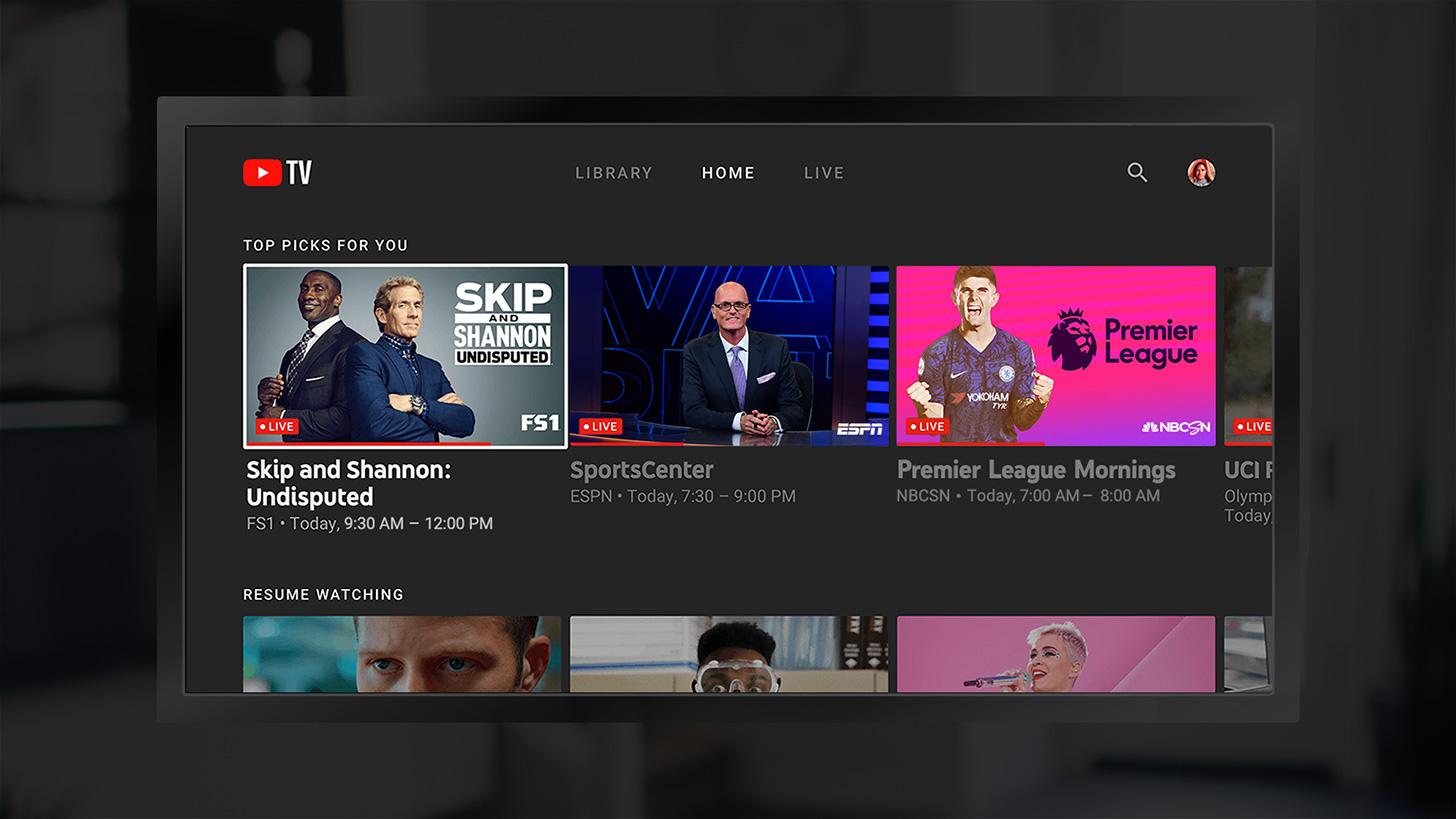 youtube fire tv
