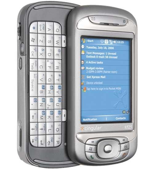 htc 8525 reviews videos news pricing phonedog rh phonedog com HTC 8125 Cell Phone Wizard