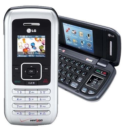 lg envy phone manual