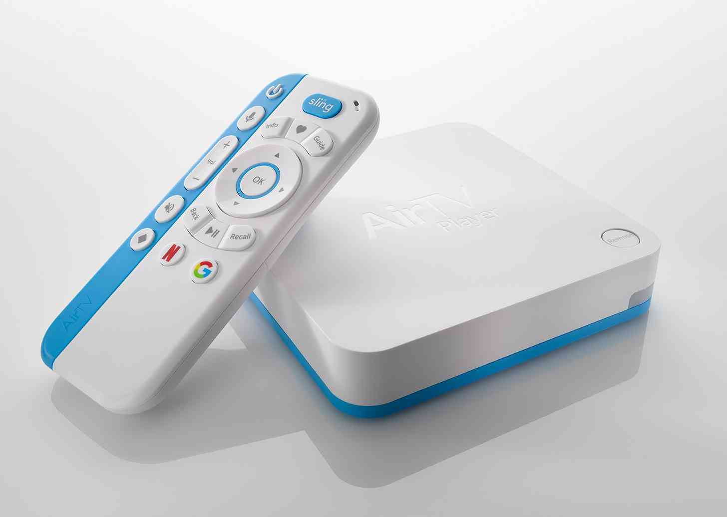 AirTV Player Android TV set-top box