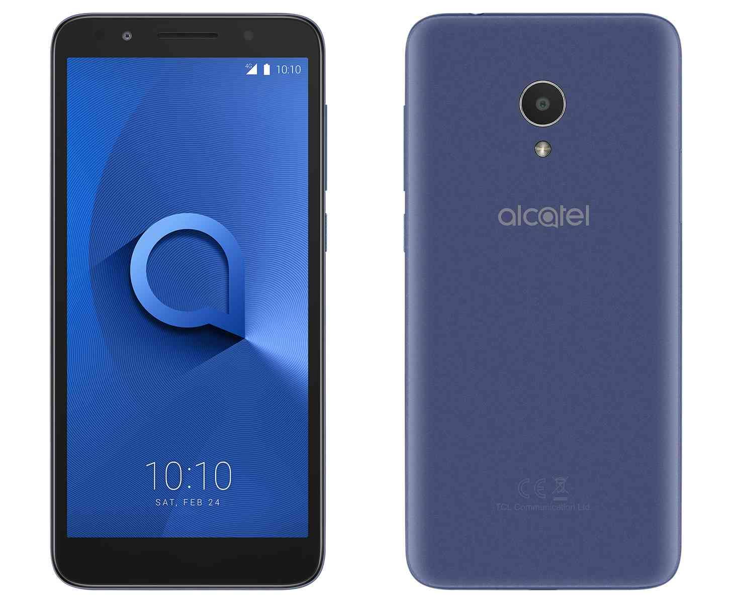 Alcatel 1X Android Go phone