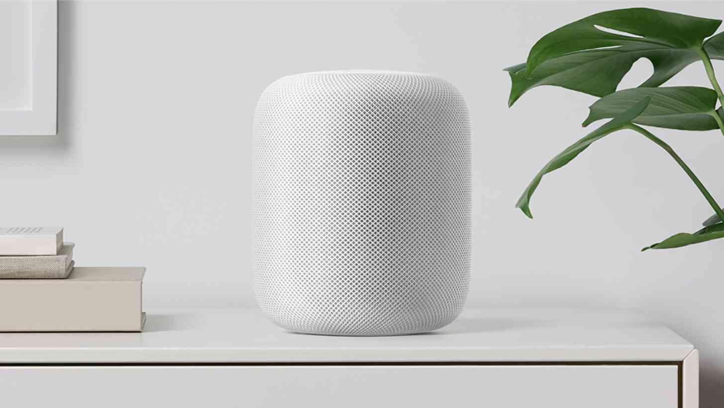 Apple HomePod official white