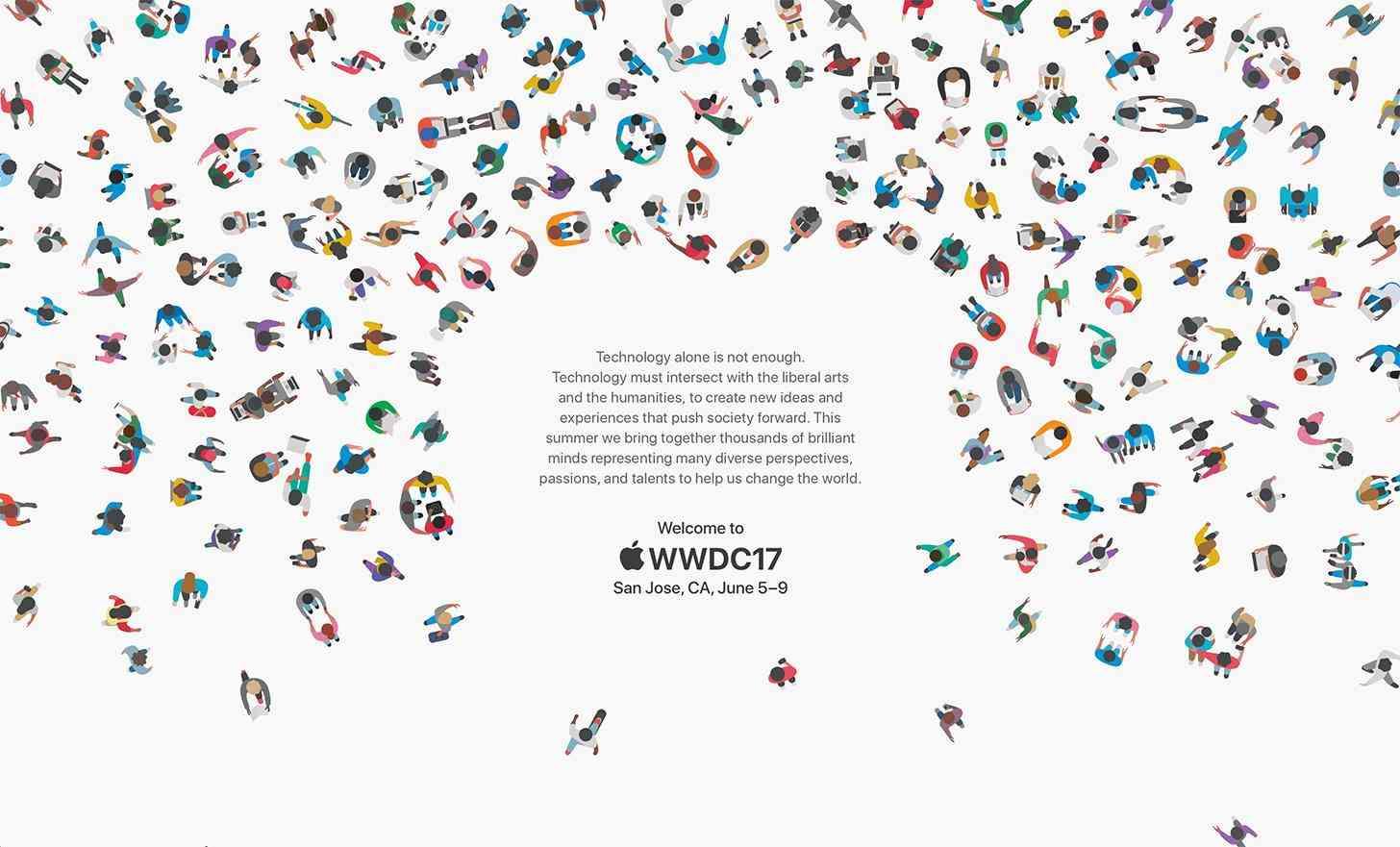 Apple WWDC 2017 dates