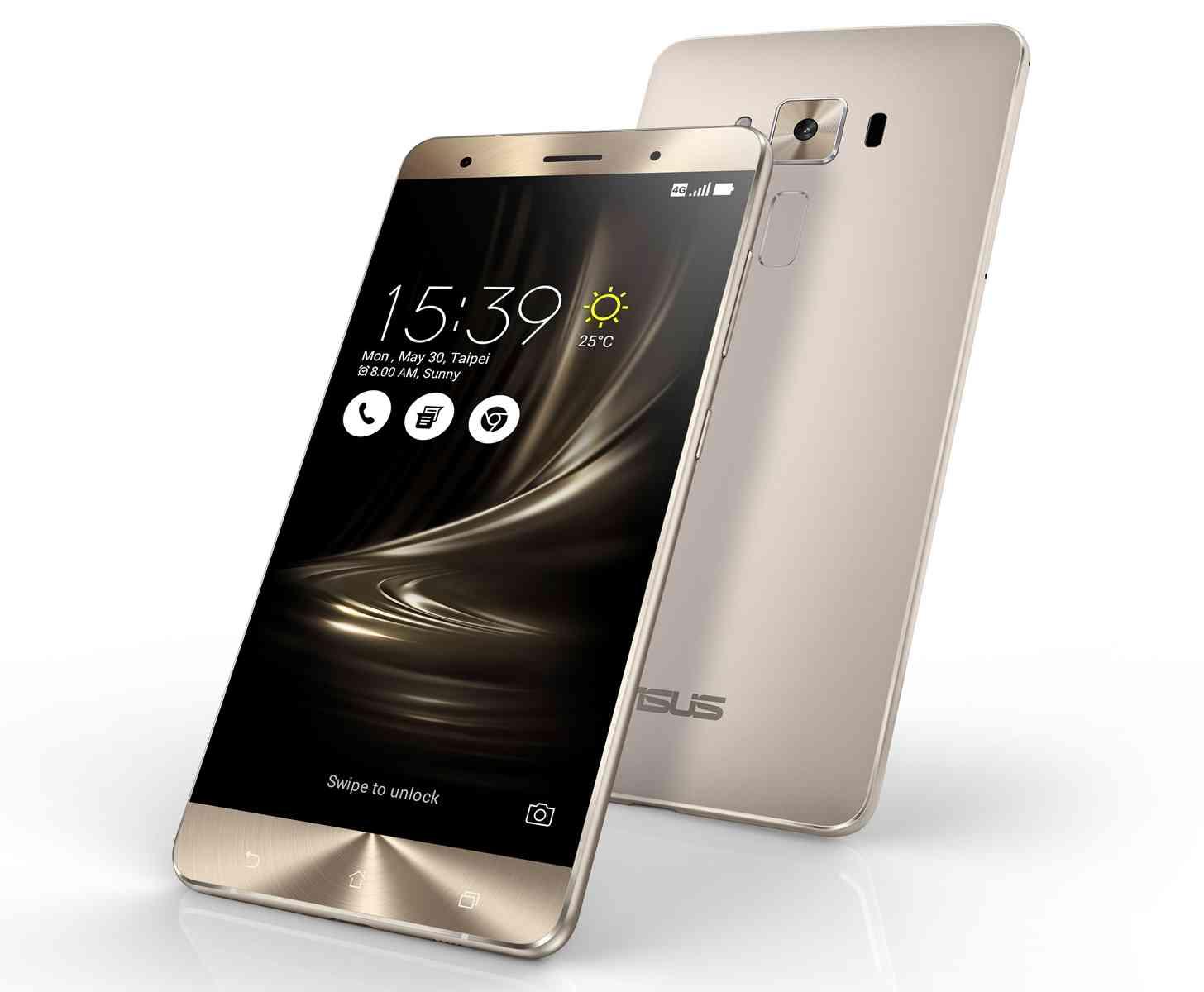 ASUS ZenFone 3 Deluxe Special Edition Snapdragon 821