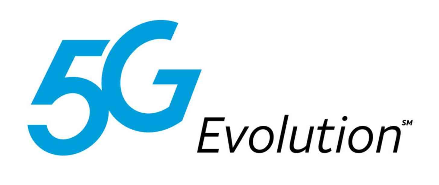 AT&T 5G Evolution logo official