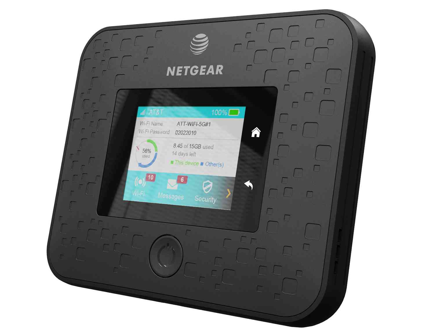 AT&T 5G Netgear Nighthawk Mobile Hotspot