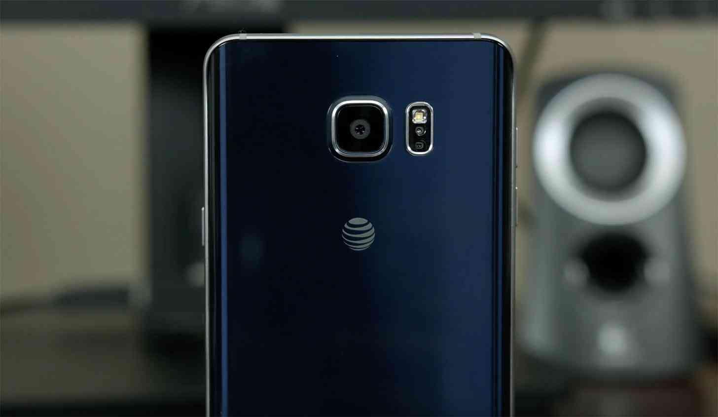 AT&T Galaxy Note 5