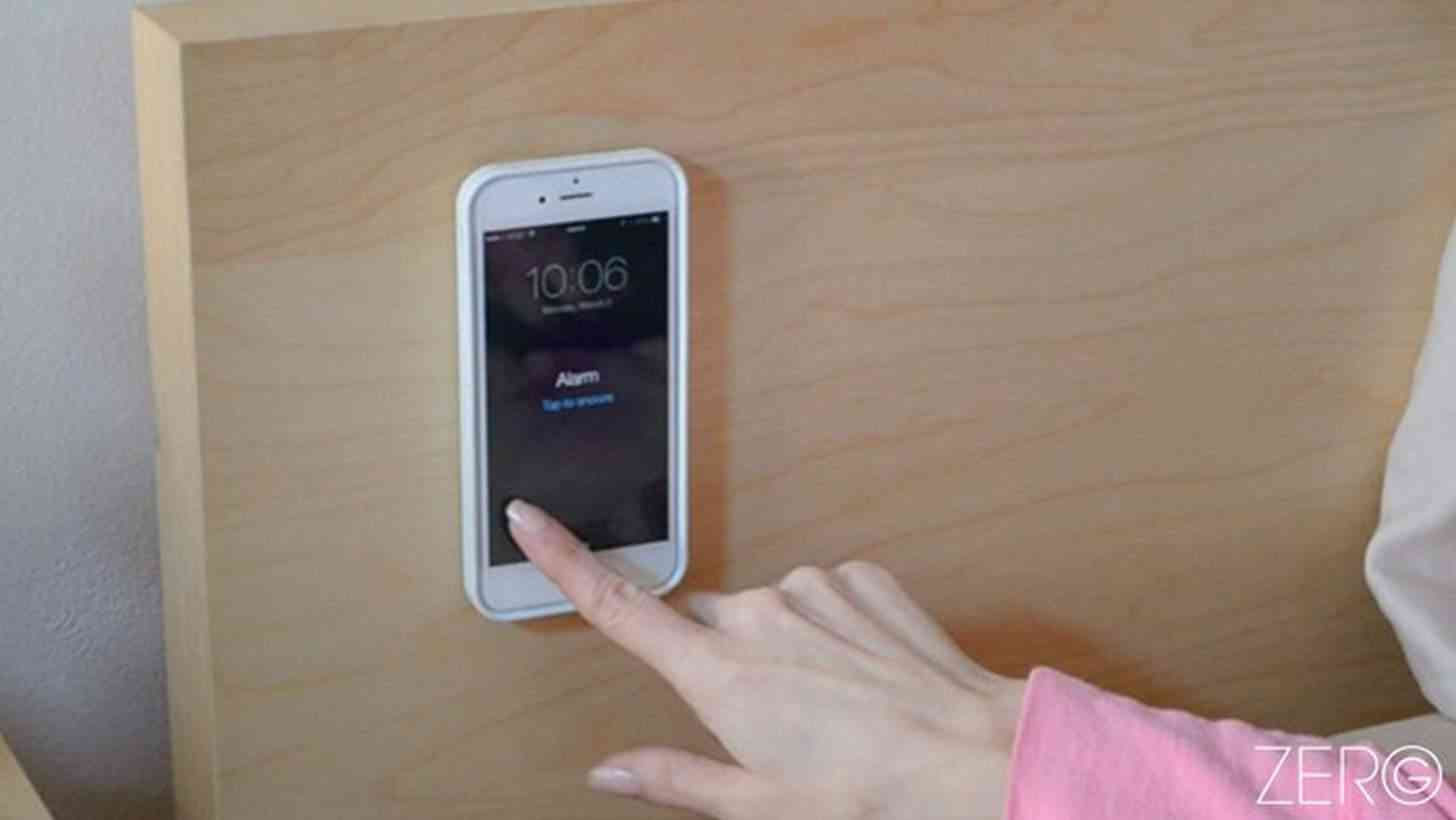 competitive price ebd96 3eabf Zero G Anti-gravity case: Innovative or another novelty? | PhoneDog