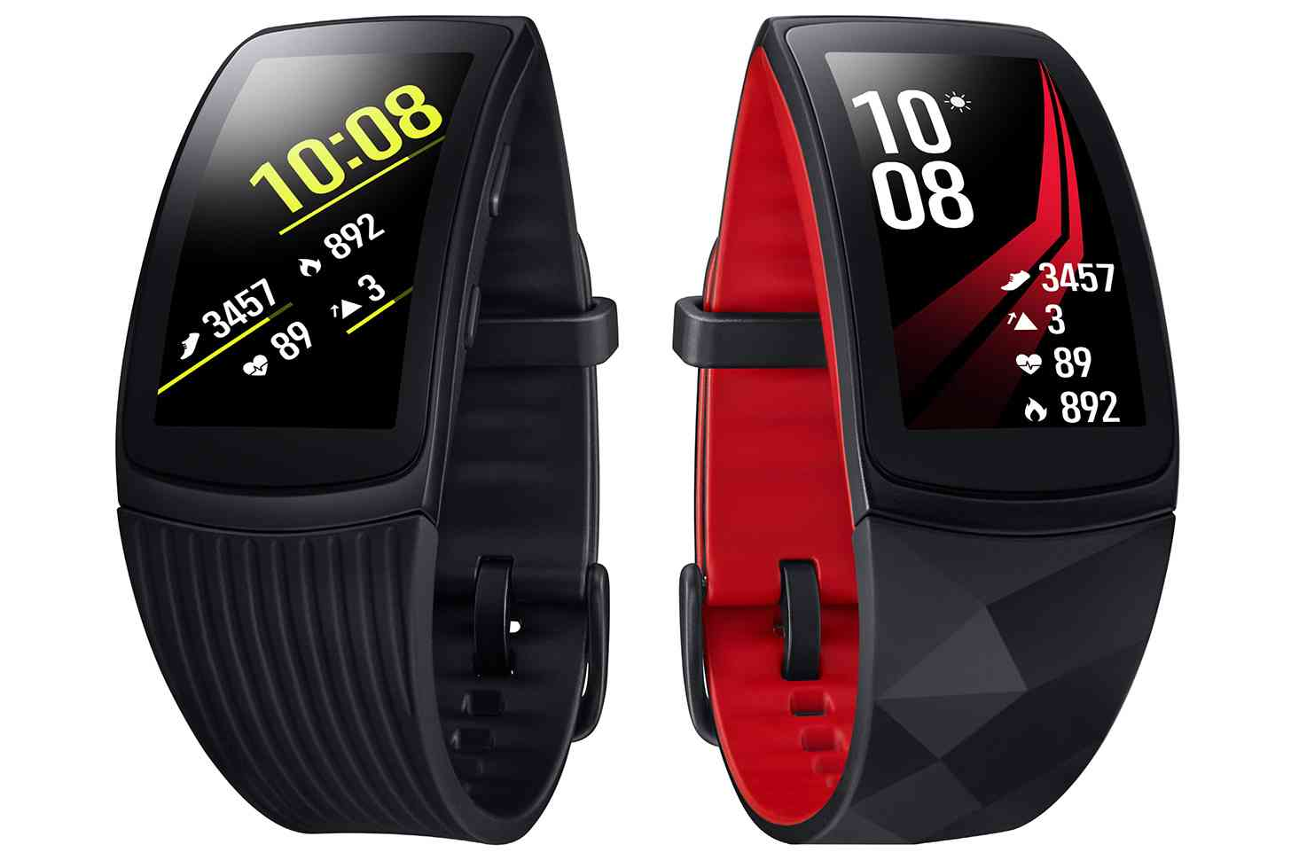 samsung intros new gear sport and gear fit2 pro wearables