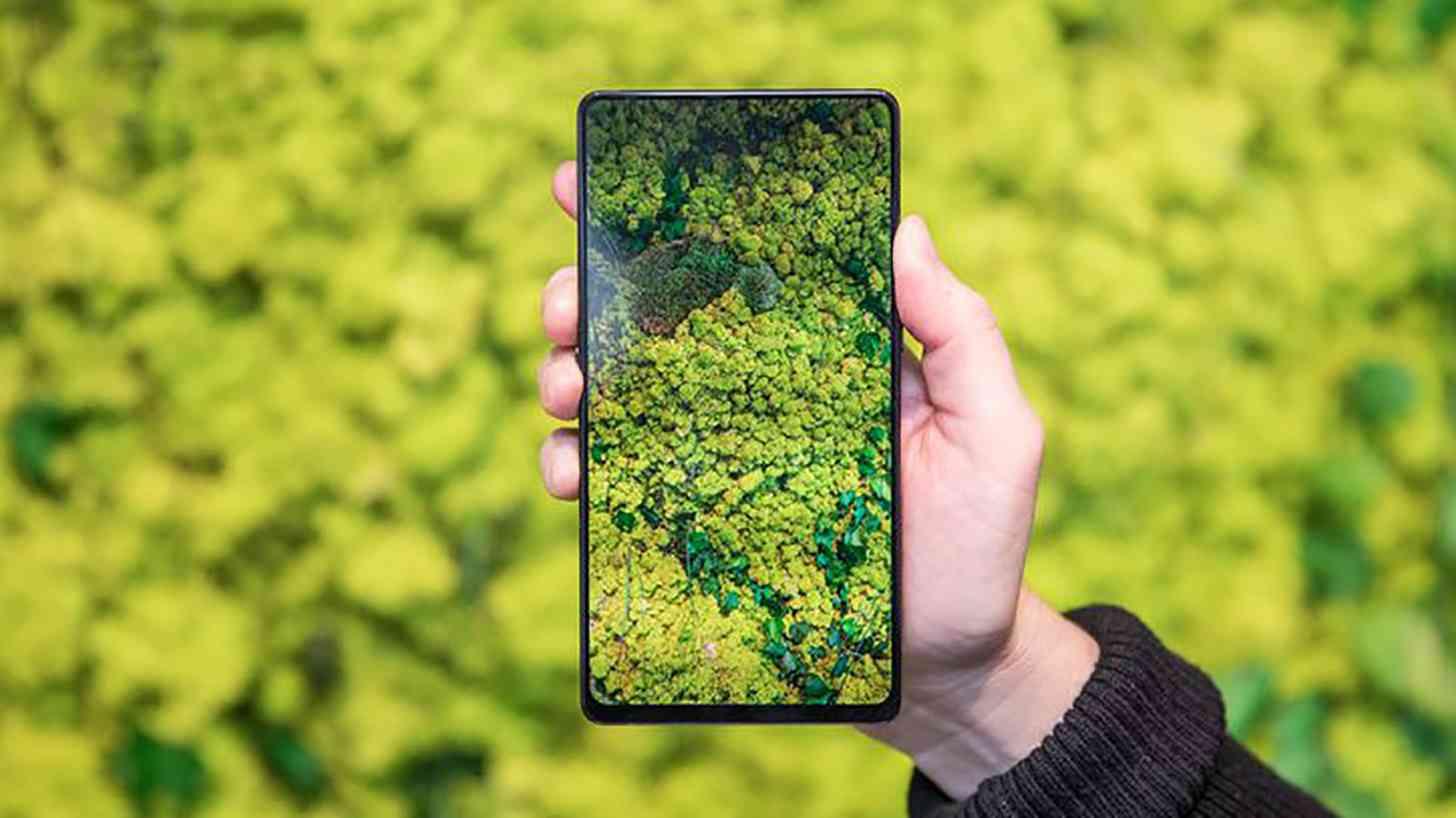 Vivo Apex concept phone