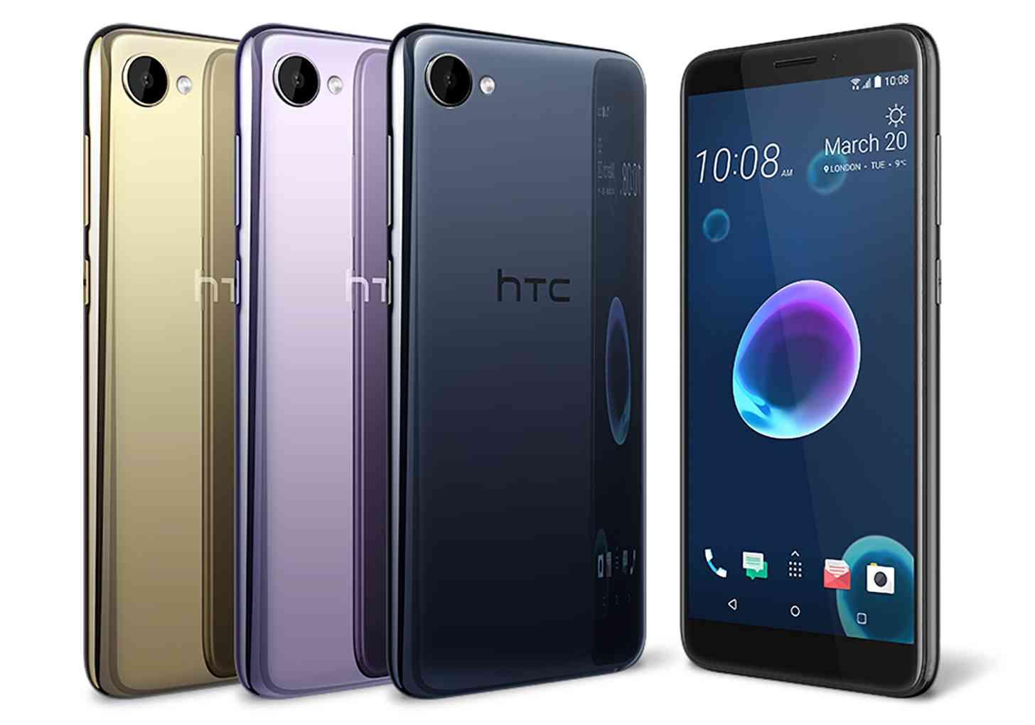 HTC Desire 12 official