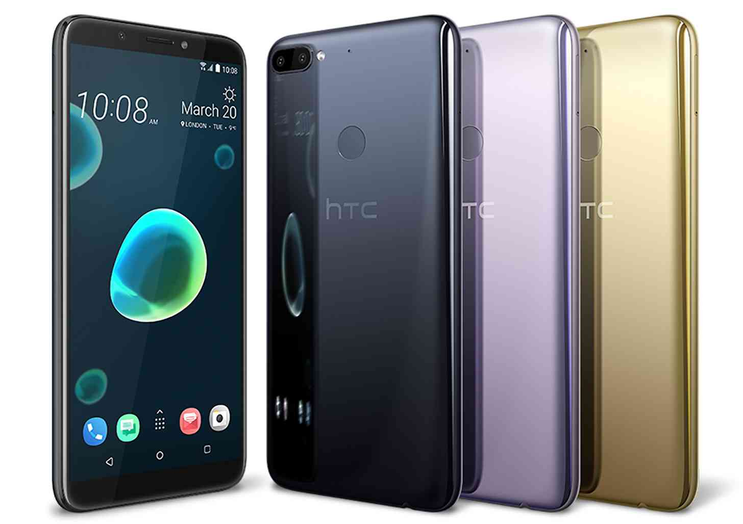 HTC Desire 12+ official
