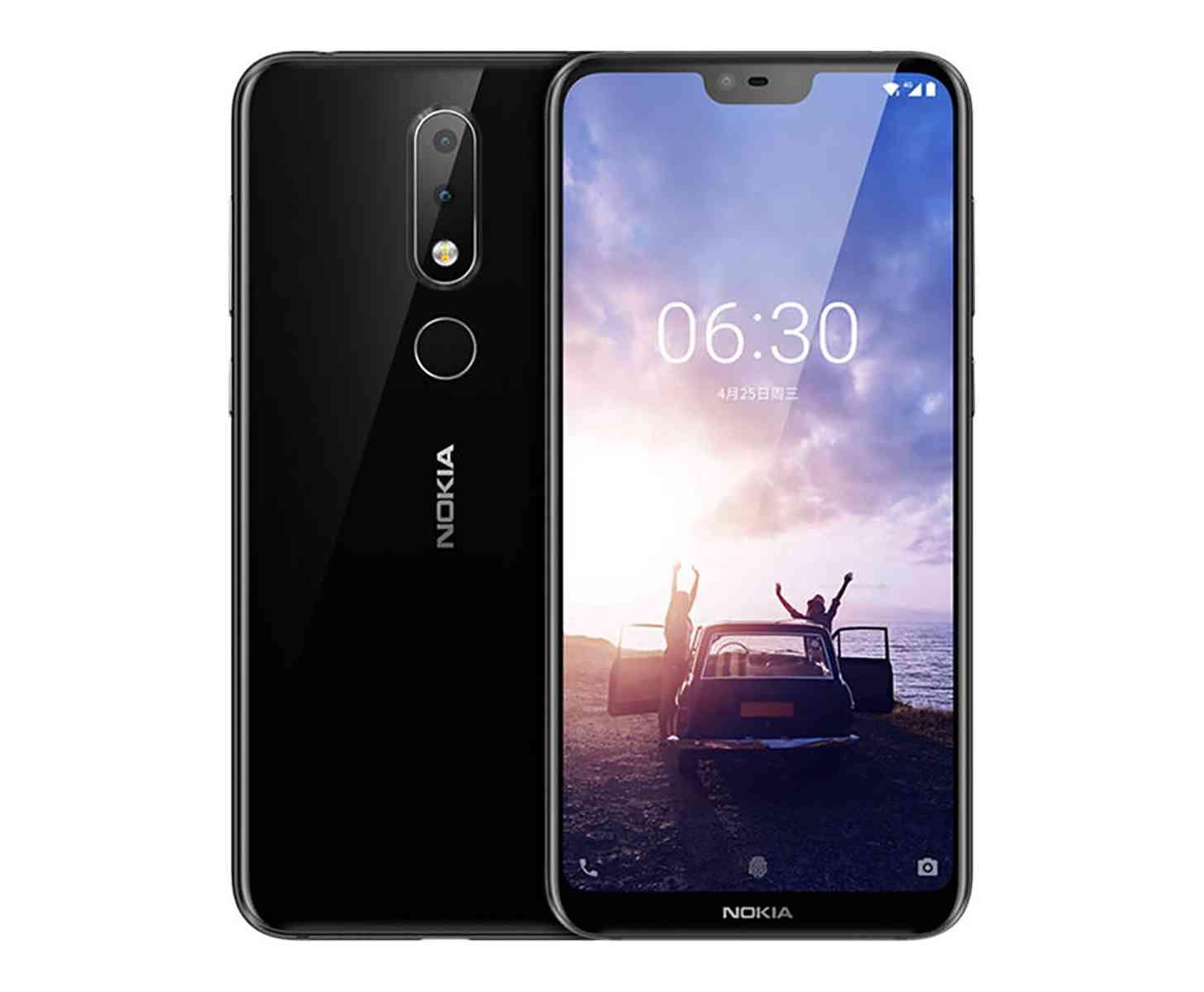 Nokia X6 USB Phonet