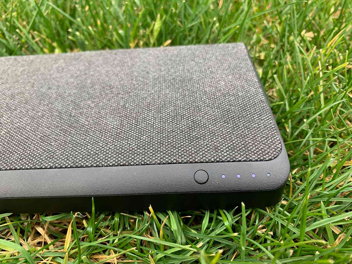 quality design 36f42 1a1e2 Mophie Powerstation USB-C 3XL review | PhoneDog