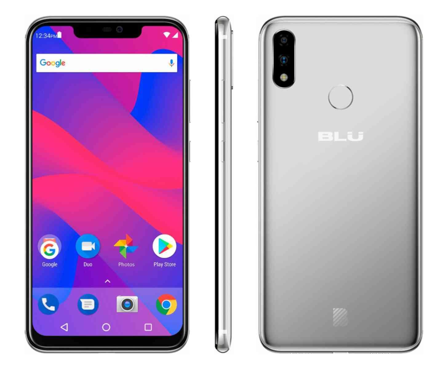 BLU announces Vivo XI and Vivo XI+ as first Verizon