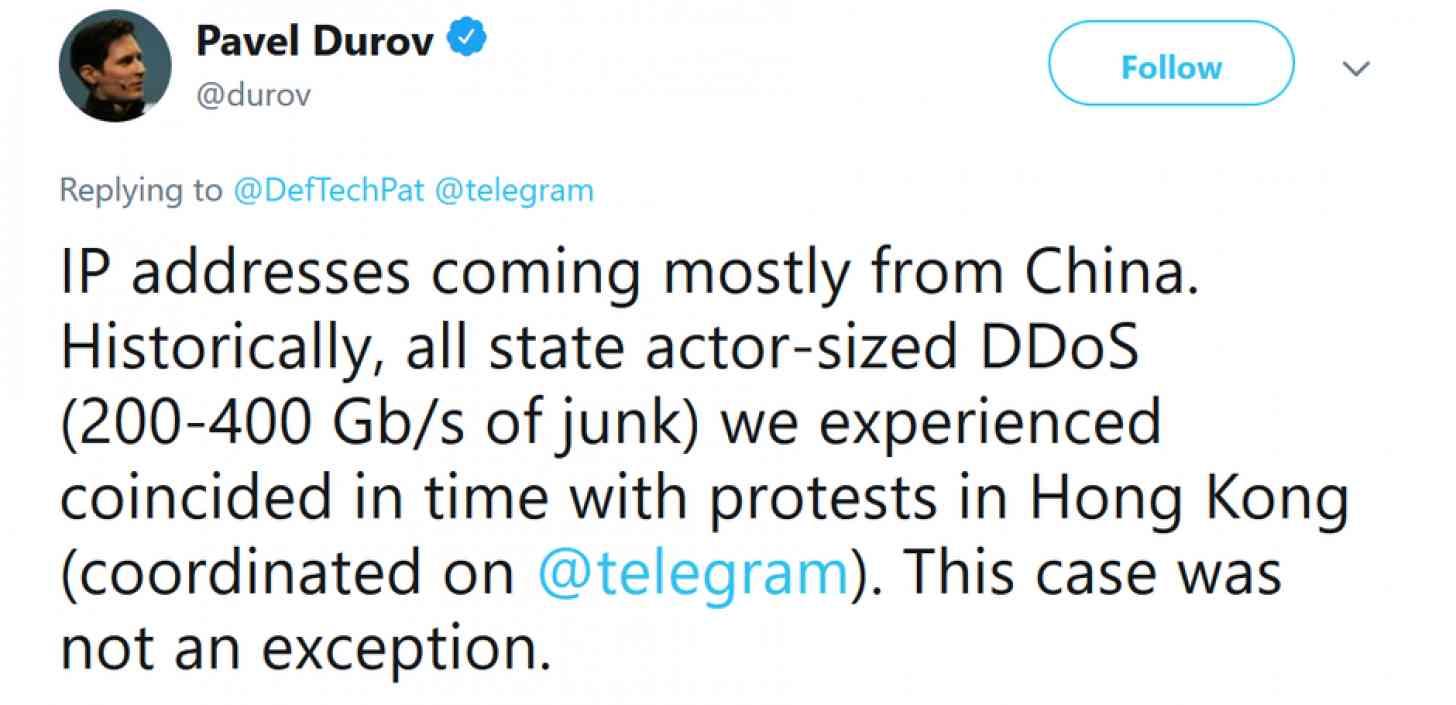 telegram-ddos-attack-china