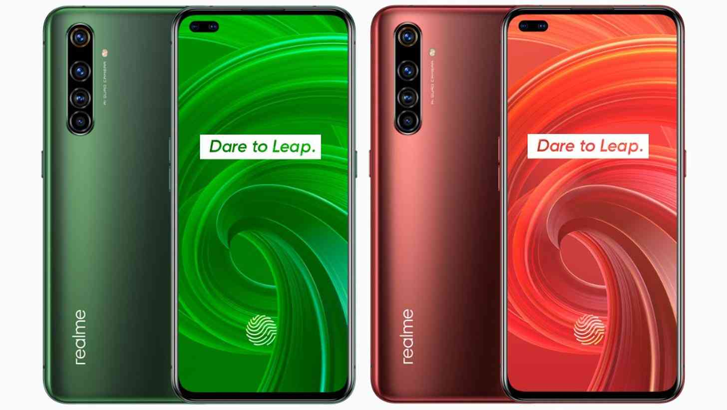 Image result for realme 5g dare to leap