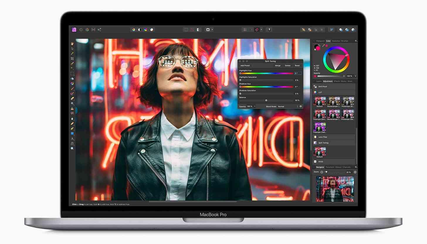 شاشة MacBook Pro مقاس 13 إنش