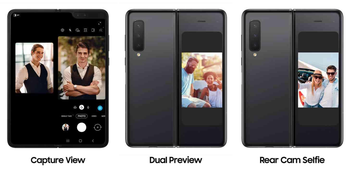 Samsung Galaxy Fold update Z Fold 2
