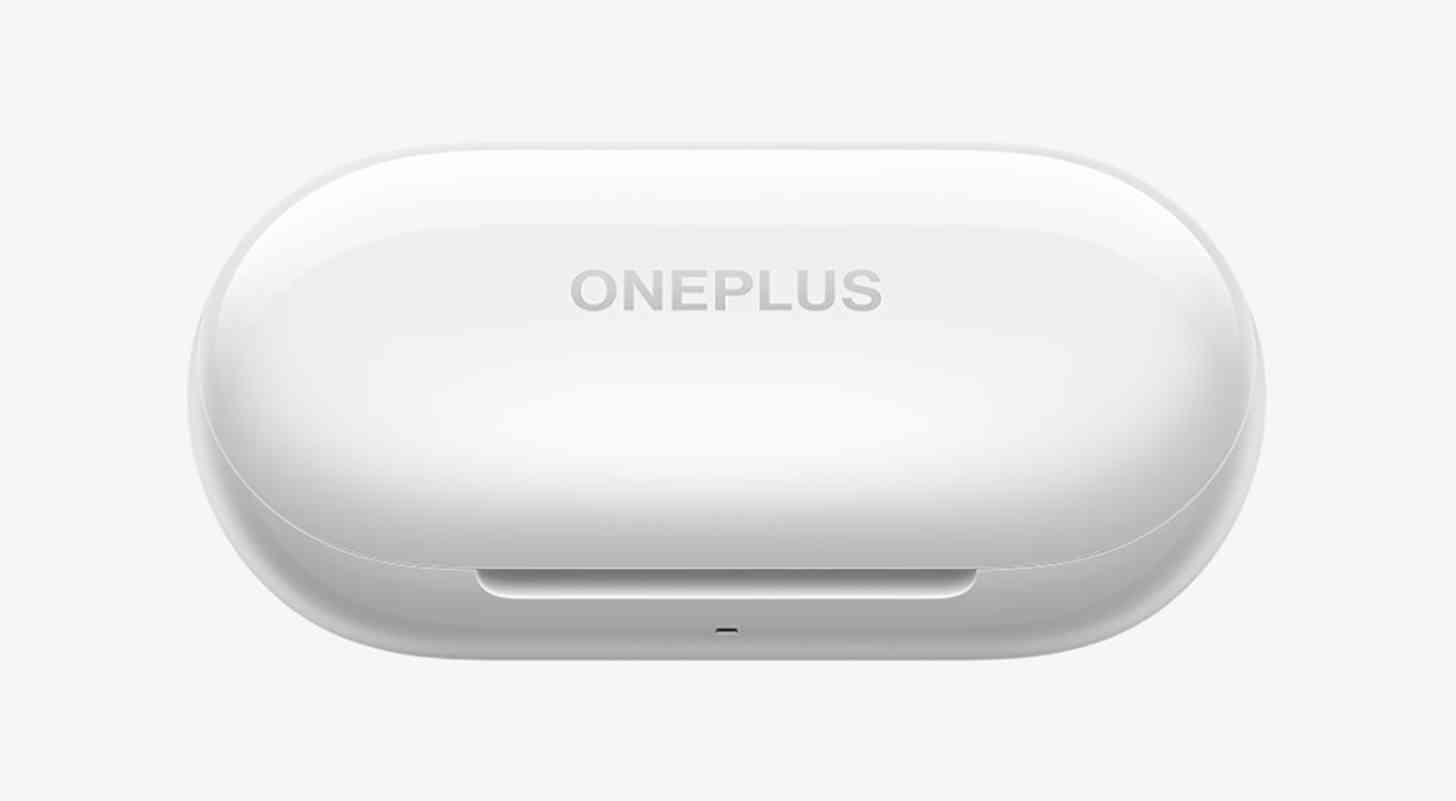OnePlus Buds Z case closed