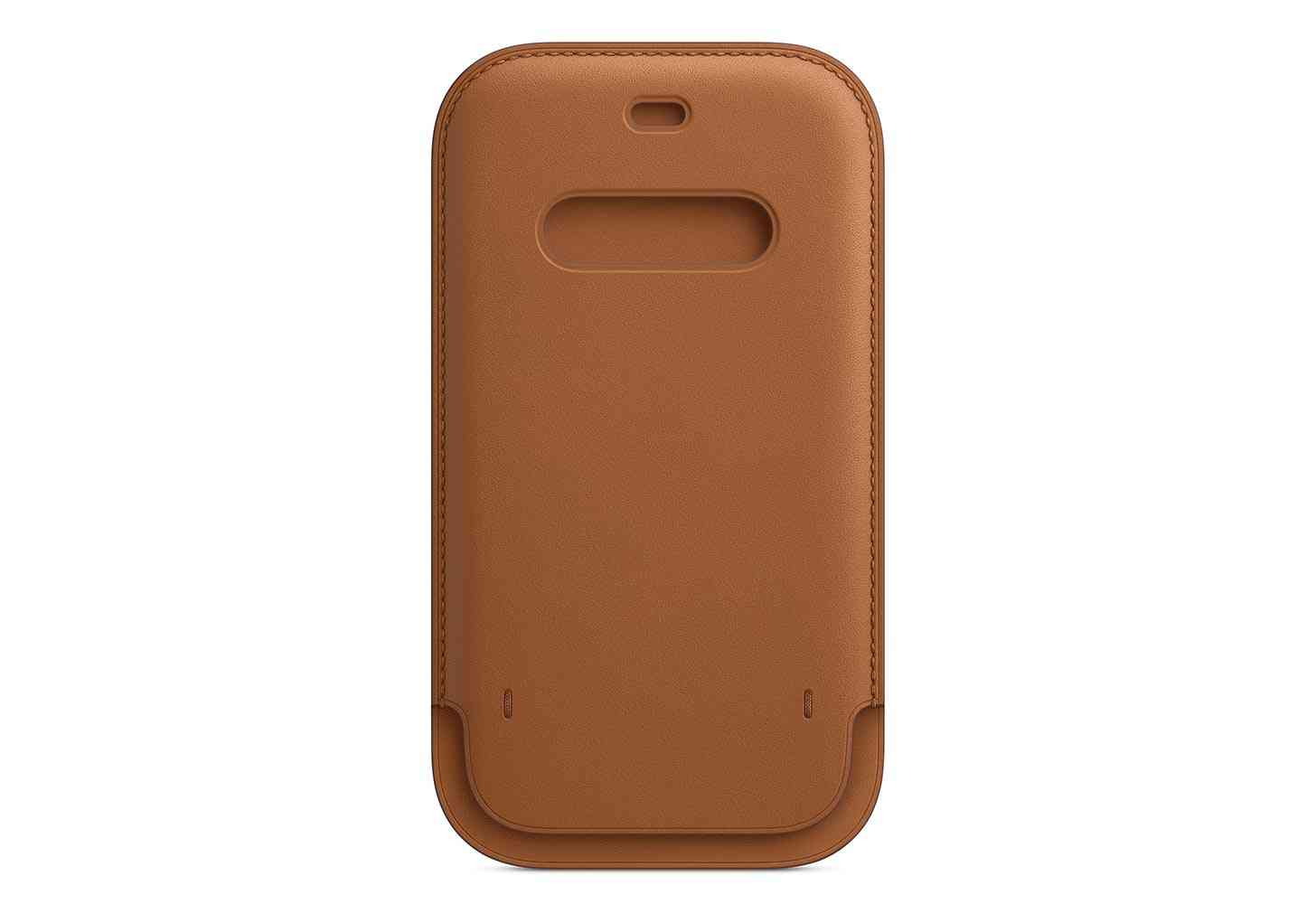 iPhone 12 Leather Sleeve