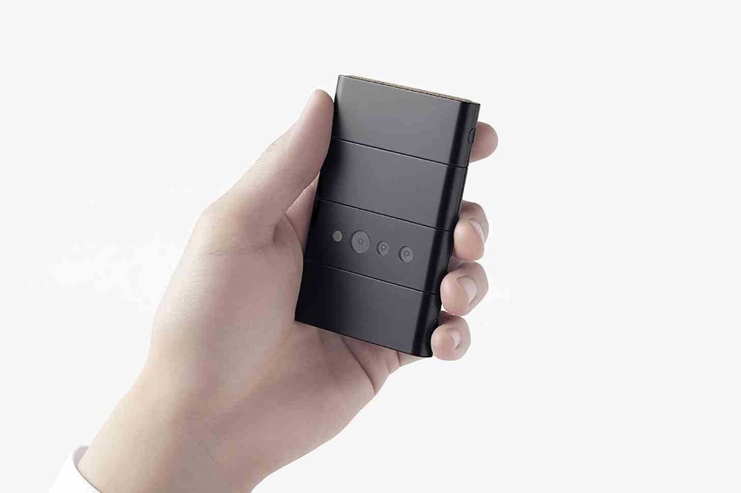 Oppo slide-phone closed