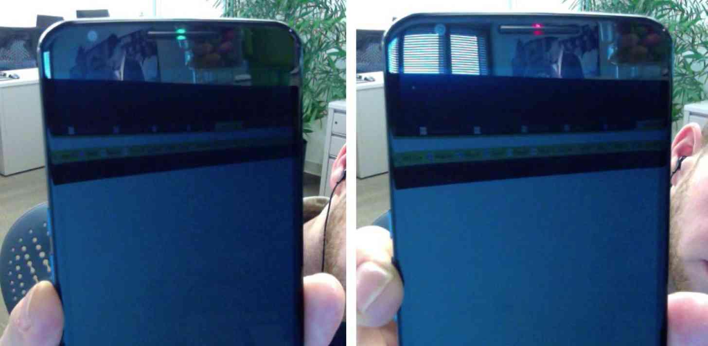 Nexus 6 hidden RGB LED