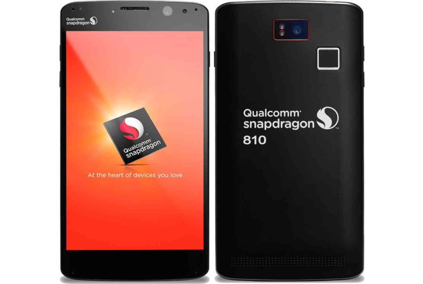 Qualcomm Snapdragon 810 MDP Smartphone