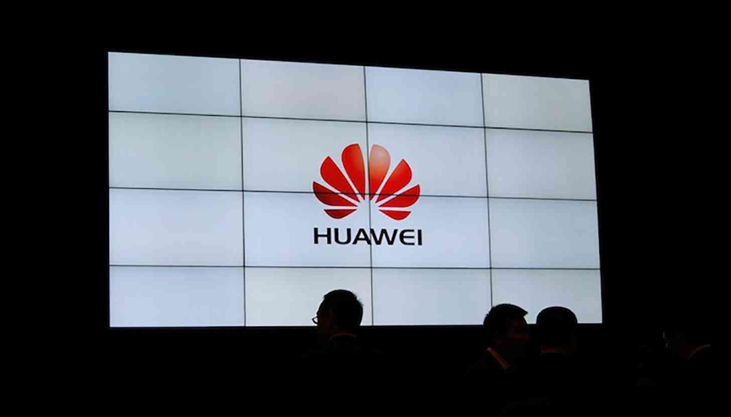 Huawei logo CES original