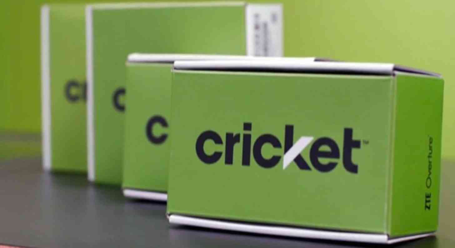 Cricket Wireless new logo boxes