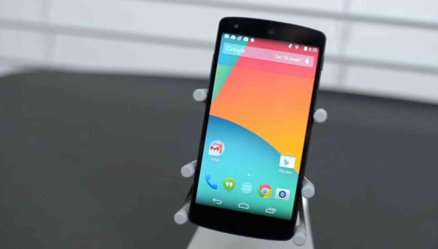 Nexus 5 stand