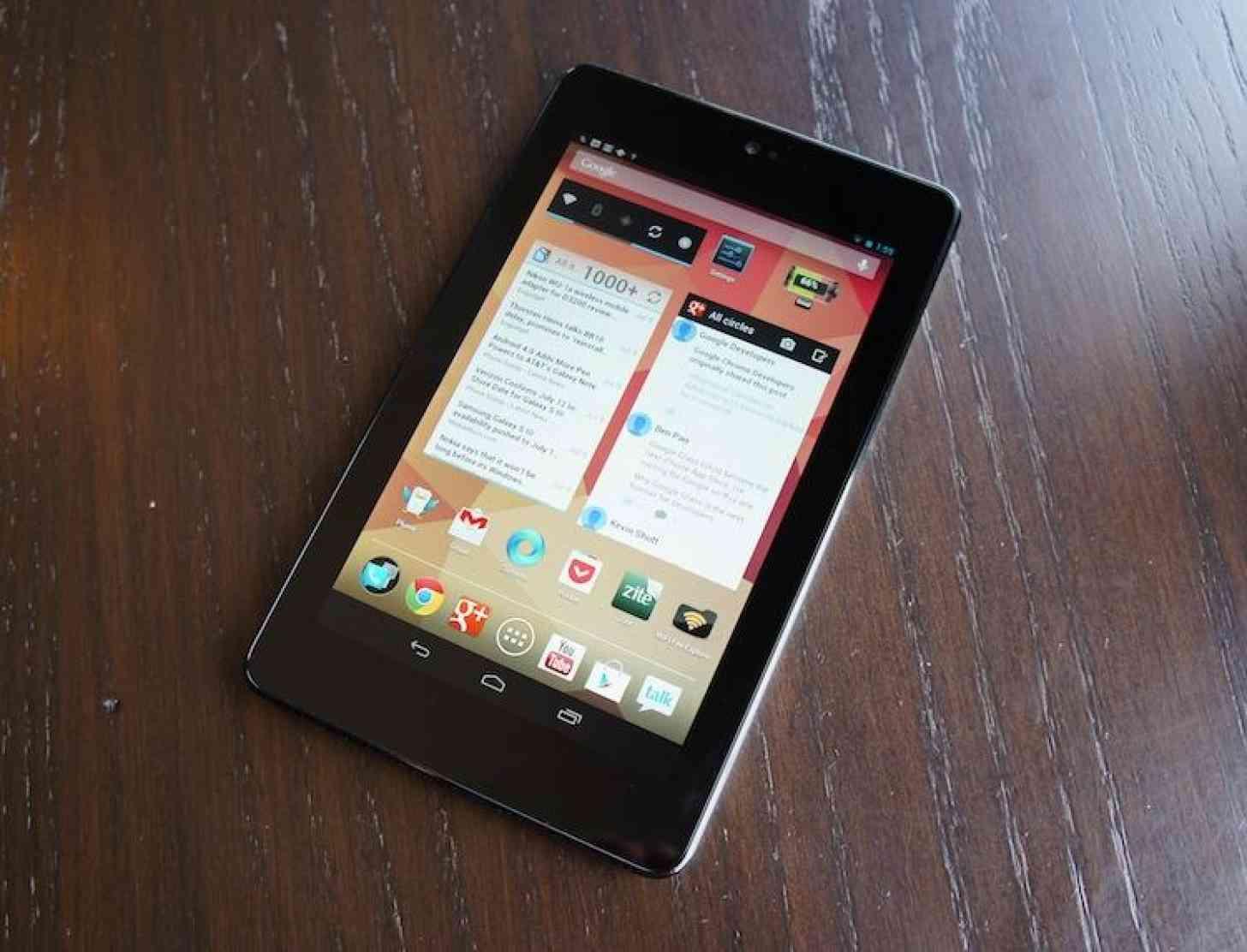 Nexus 7 (2012) front