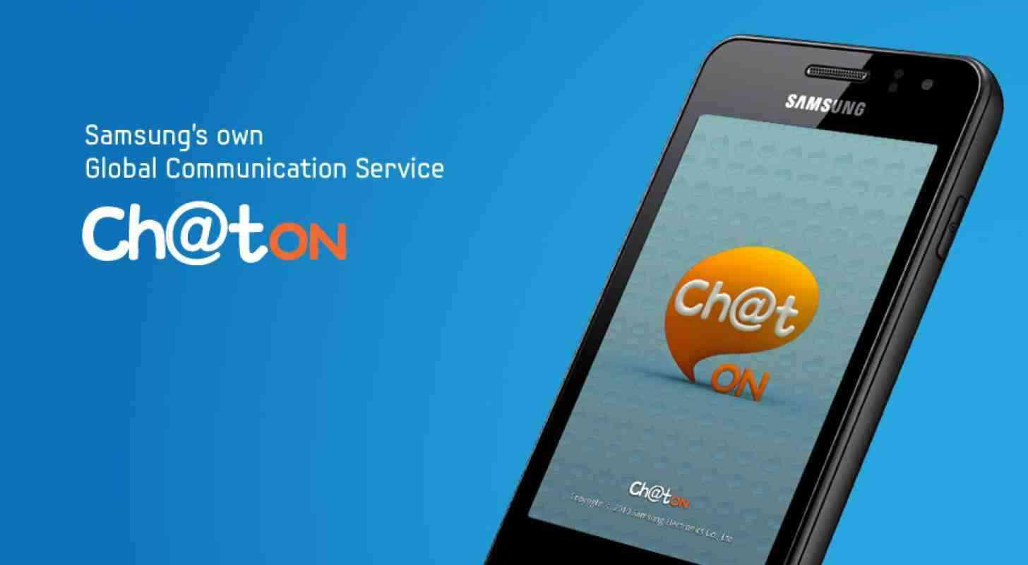 Samsung ChatOn logo