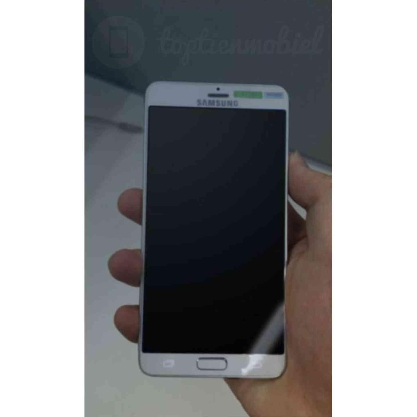 Samsung Galaxy S6 prototype photo leak