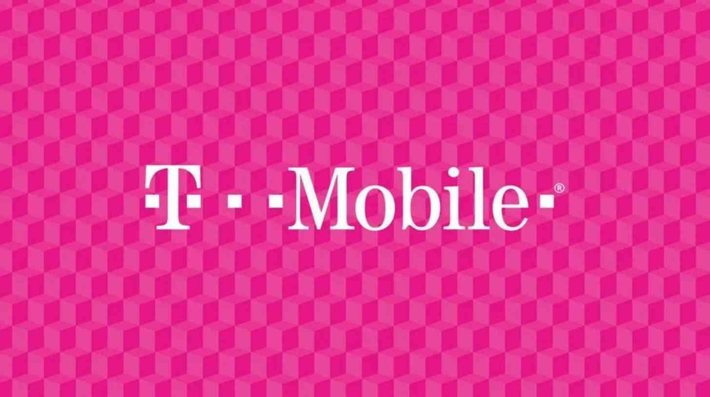 T-Mobile logo magenta