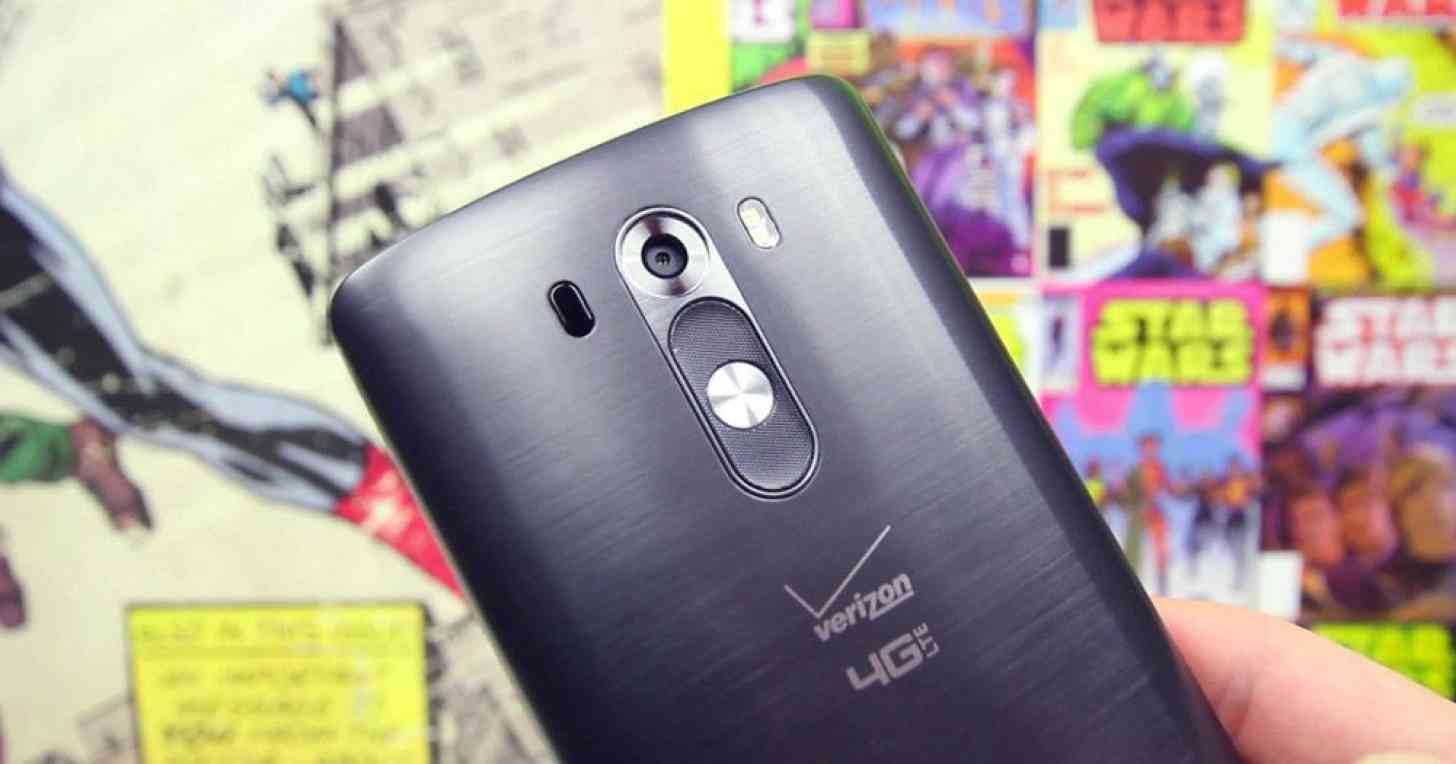 LG G3 Verizon 4G LTE logo