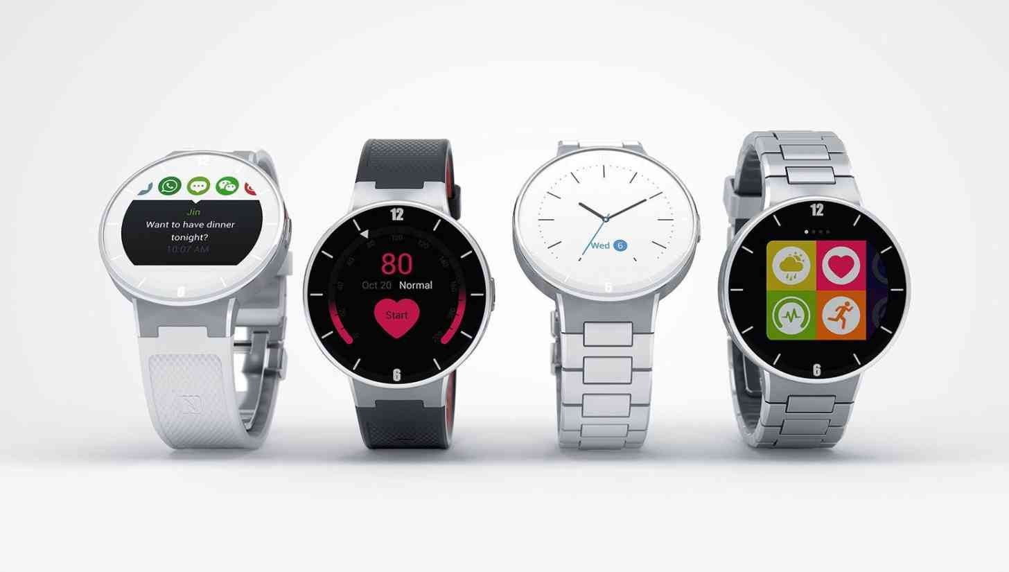 Alcatel Onetouch WATCH smartwatch official